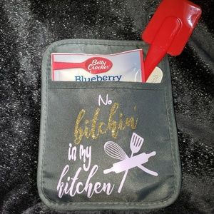 Other - Oven mitt gift